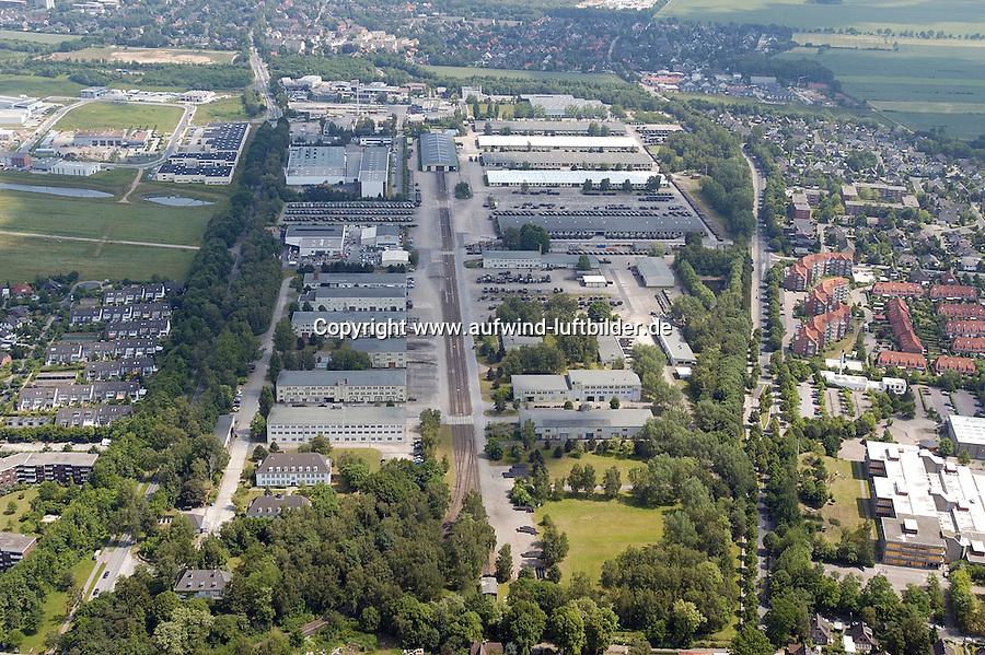 Deutschland, Schleswig-Holstein, Glinde, Depot, Bundeswehr