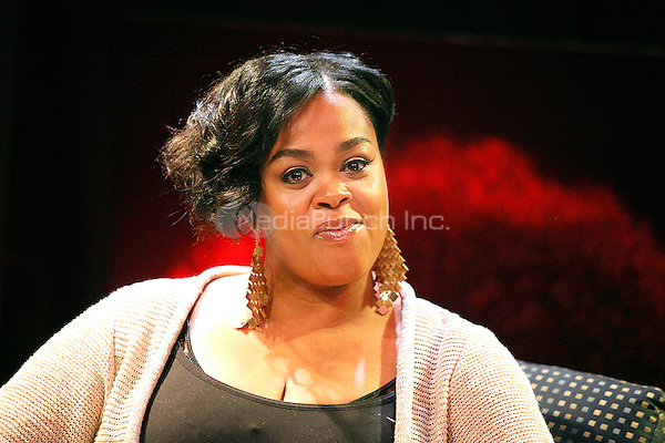 Jill Scott pictured at her listening party for her new cd releasing in August 2011 at WDAS performance theater in Bala Cynwyd, Pa on June 13, 2011  © Star Shooter / MediaPunchInc