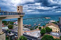 Elevador Lacerda in Salvador, Bahia, Brazil