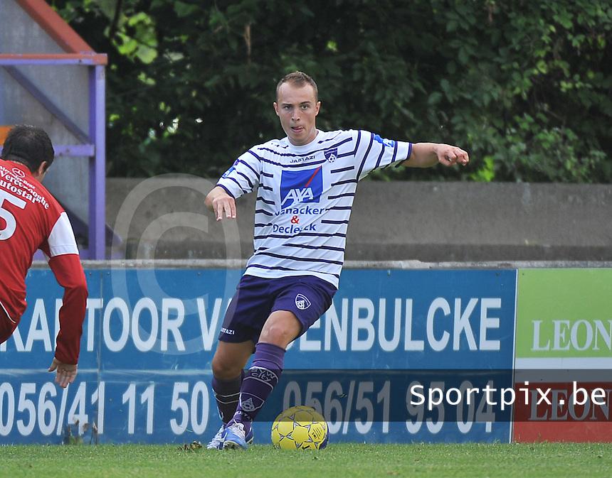 SV Wevelgem City : Sietse Jacob<br /> foto VDB / Bart Vandenbroucke