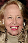 Liz Smith attending the Opening Night performance for LA CAGE aux FOLLES on December 9, 2004 at the Marquis Theatre in New York City.