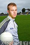 Fionn Fitzgerald Kerry Senior Football panel 2014