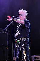 BLACKPOOL, ENGLAND - AUGUST 6: Spizz (Kenneth Spiers) performing at Rebellion Festival, Empress Ballroom, Winter Gardens on August 6, 2016 in Blackpool, England.<br /> CAP/MAR<br /> &copy;MAR/Capital Pictures /MediaPunch ***NORTH AND SOUTH AMERICAS ONLY***