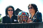 Mar 10, 2014: KISS - LA KISS Press Conf - Anaheim CA USA