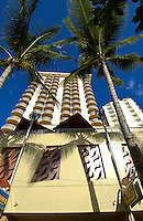 Resort Quest Waikiki Beach Hotel