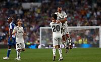 2018.09.22 La Liga Real Madrid VS RCD Espanyol