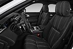 Front seat view of a 2018 Land Rover Range Rover Velar R-Dynamic SE 5 Door SUV front seat car photos