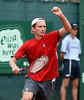 11-7-06,Scheveningen, Siemens Open, rirst round match, Matwe Middelkoop