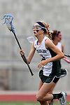 San Diego, CA 05/21/11 - Lauren Maack (Coronado #4) in action during the 2011 CIF San Diego Division 2 Girls lacrosse finals between Cathedral Catholic and Coronado.