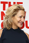 "Edie Falco attends the New Group World Premiere of ""The True"" on September 20, 2018 at The Green Fig Urban Eatery in New York City."