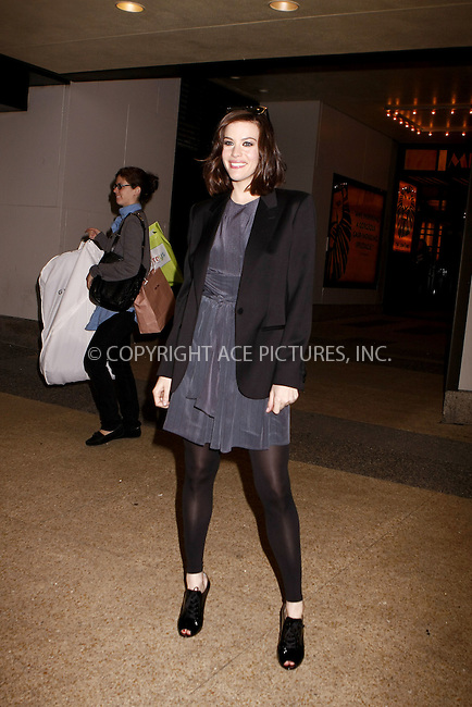 WWW.ACEPIXS.COM . . . . .  ....May 20, 2008. New York City.....Actress Liv Tyler leaves the MTV Studios in Times Square.......Please byline: AJ Sokalner - ACEPIXS.COM.... *** ***..Ace Pictures, Inc:  ..Philip Vaughan (646) 769 0430..e-mail: info@acepixs.com..web: http://www.acepixs.com