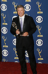 LOS ANGELES, CA. - September 20: Alec Baldwin poses in the press room at the 61st Primetime Emmy Awards held at the Nokia Theatre on September 20, 2009 in Los Angeles, California.