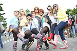 Limerick Girls at Slane Concert 2011..(Photo credit should read Jenny Matthews www.newsfile.ie)....This Picture has been sent you under the conditions enclosed by:.Newsfile Ltd..The Studio,.Millmount Abbey,.Drogheda,.Co Meath..Ireland..Tel: +353(0)41-9871240.Fax: +353(0)41-9871260.GSM: +353(0)86-2500958.email: pictures@newsfile.ie.www.newsfile.ie.