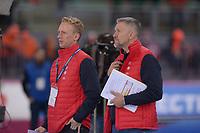 SPEEDSKATING: HAMAR: Vikingskipet, 28-02-2020, ISU World Speed Skating Championships, Alexander Kibalko (ISU Representative), ©photo Martin de Jong