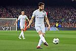 UEFA Champions League 2017/2018.<br /> Round of 16 2nd leg.<br /> FC Barcelona vs Chelsea FC: 3-0.<br /> Cesc Fabregas.
