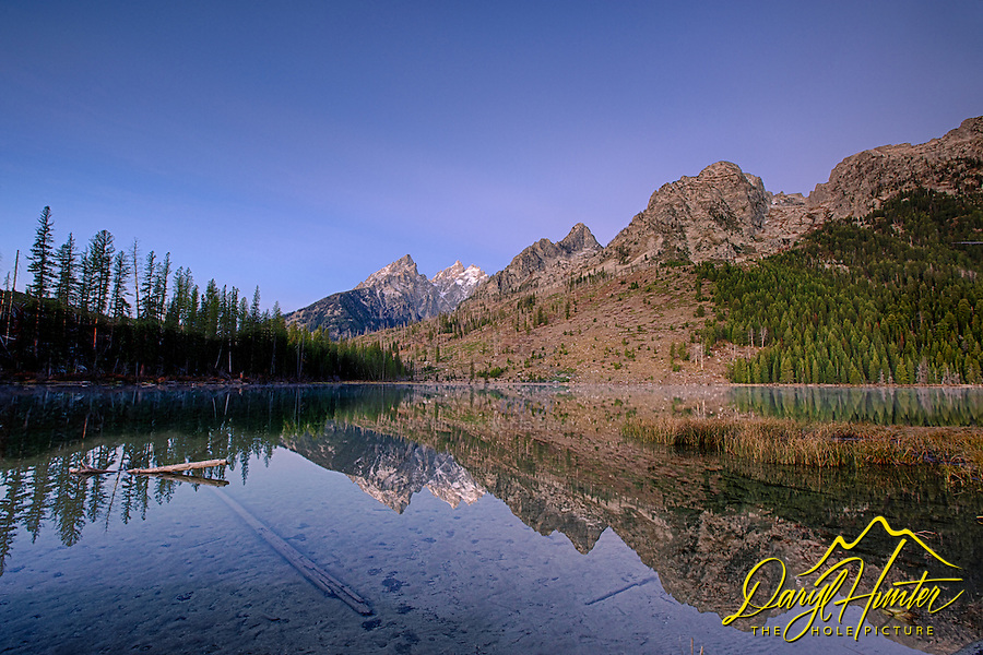 Sunrise at String Lake, Grand Teton reflection, Grand Teton National Park