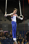 .Harry Caulwell British Gymnastics Championships. Mens u14 - u16 .2015Liverpool Echo Arena.