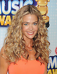 LOS ANGELES, CA- APRIL 27: Actress Denise Richards arrives at the 2013 Radio Disney Music Awards at Nokia Theatre L.A. Live on April 27, 2013 in Los Angeles, California.