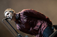 Beady Eye performing at the 19th Festival International of Benicassim, Spain