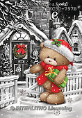 John, CHRISTMAS ANIMALS, WEIHNACHTEN TIERE, NAVIDAD ANIMALES, paintings+++++,GBHSSXC50-797B,#XA#