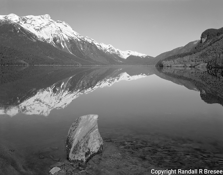 &quot;Chilkoot Lake&quot; Alaska <br />