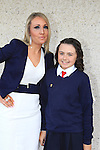 Nicole Ward and Mom Lisa.Donacarney Confirmation 2013.Picture: Fran Caffrey www.newsfile.ie.