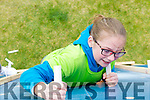 At the Banna Beach Beast Challenge on Saturday was Ava Joy
