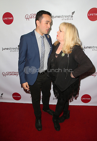 "LOS ANGELES, CA - NOVEMBER 7: Sally Struthers, Guest, at Premiere of Lifetime's ""Christmas Harmony"" at Harmony Gold Theatre in Los Angeles, California on November 7, 2018. Credit: Faye Sadou/MediaPunch"