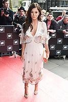 Vicky Pattinson<br /> arrives for the T.R.I.C. Awards 2017 at the Grosvenor House Hotel, Mayfair, London.<br /> <br /> <br /> ©Ash Knotek  D3240  14/03/2017