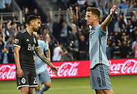 Sporting Kansas City vs Vancouver Whitecaps, May 18, 2019