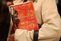 Henrietta Lacks talk at Mount Zion Church 2012