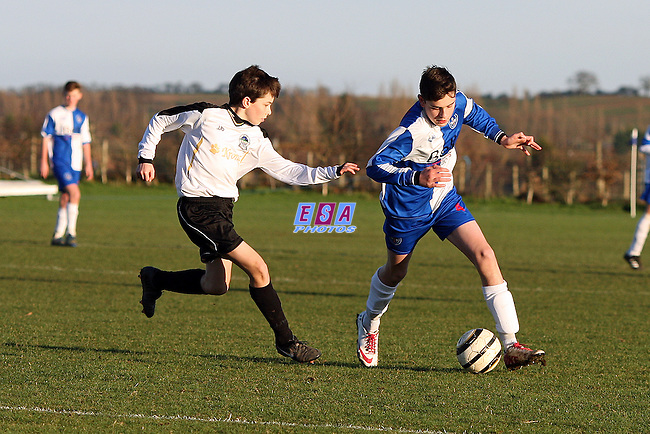 BREDHURST JUNIORS v DOVER ATHLETIC<br /> Kent Youth League Cup Semi Final Sunday 19th Jan 2014