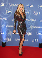 National Lottery Awards 2019 held at BBC Wood Lane, London on October 15th 2019<br /> <br /> Photo by Keith Mayhew