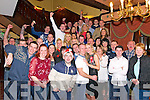 Audrey O'Sullivan from Killarney celebrated her 30th Birthday with family and friends in the Avenue Hotel, Killarney last Saturday night.