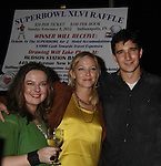 Zuzanna Szadkowski (Gossip Girl), Kelli Giddish, Jake Silberman - Stars of Daytime and Prime Time Television and Broadway bartend to benefit Stockings with Care 2011 Holiday Drive  - Celebrity Bartending Event with Silent Auction & Raffle on November 16, 2011 at the Hudson Station Bar & Grill, New York City, New York. For more information - www.stockingswithcare.org.  (Photo by Sue Coflin/Max Photos)