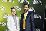 Brad Fuller (Left) and Andrew Form (Right) at the  Teenage Mutant  Ninja Turtles Primer at the Hoyts, The Entertainment Quartera Sydney  australia7th sept 2014 Photo By David Youdell /Ents Images/oic 02031741069