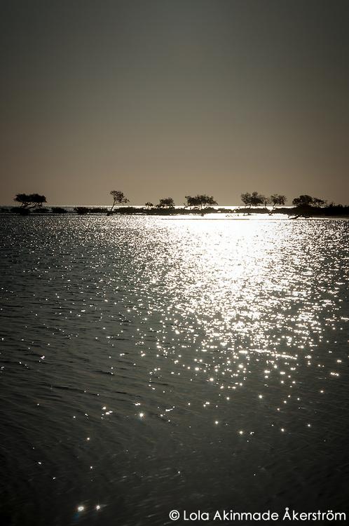 Biking and sailing in Egypt
