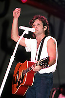 DETROIT - MARCH 29: John Cougar (aka Johnny Cougar, aka John Cougar Mellencamp, aka John Mellencamp) at the State Theatre in Detroit, MI on March 29, 1984.  <br /> CAP/MPI/RKA/RM<br /> ©RM/RKA/MPI/Capital Pictures