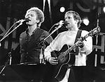 SIMON & GARFUNKEL 1982..© Chris Walter..Photofeatures International
