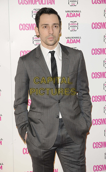 LONDON, ENGLAND - DECEMBER 05: Ralf Little at the Cosmopolitan Ultimate Women Of The Year Awards 2013, V&amp;A Museum, Cromwell Rd.., on Thursday December 05,  2013 in London, England, UK.<br /> CAP/CAN<br /> &copy;Can Nguyen/Capital Pictures