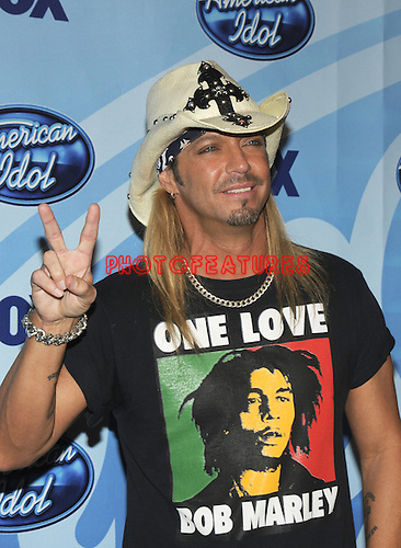 Bret Michaels at the 2010 American Idol Finale at Nokia Theatre in Los Angeles, May 26th 2010...Photo by Chris Walter/Photofeatures