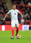 England's Phil Jagielka in action during the International friendly match at Wembley.  Photo credit should read: David Klein/Sportimage