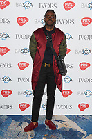 Whizzy Wow arriving for the Ivor Novello Awards 2018 at the Grosvenor House Hotel, London, UK. <br /> 31 May  2018<br /> Picture: Steve Vas/Featureflash/SilverHub 0208 004 5359 sales@silverhubmedia.com