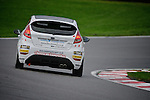 James Appleby - Daniels Motorsport Ford Fiesta Zetec S