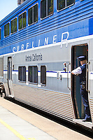 Amtrak California Train Stops In San Juan Capistrano