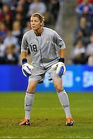 USWNT goalkeeper Nicole Barnhart.