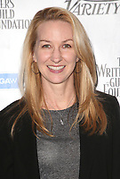 01 February 2018 - Beverly Hills, California - Vanessa Taylor. 2018 Writers Guild &quot;Beyond Words&quot;. <br /> CAP/ADM/FS<br /> &copy;FS/ADM/Capital Pictures