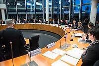 2018/03/01 Politik | Bundestag | Amri-Untersuchungsausschuss