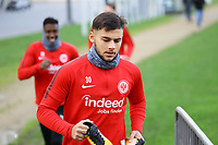 Sahverdi Cetin (Eintracht Frankfurt) - 14.11.2017: Eintracht Frankfurt Training, Commerzbank Arena