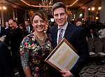 GOLD SERVICE AWARDS/CLARIDGES